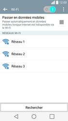 LG Spirit 4G - WiFi - Configuration du WiFi - Étape 7