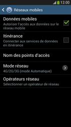 Samsung I9195 Galaxy S IV Mini LTE - MMS - configuration manuelle - Étape 7