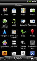 HTC A9191 Desire HD - SMS - Manuelle Konfiguration - Schritt 3