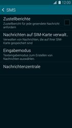 Samsung Galaxy S5 Mini - SMS - Manuelle Konfiguration - 9 / 10