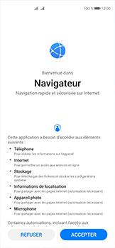 Huawei P40 - Internet et connexion - Naviguer sur internet - Étape 4