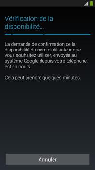 Samsung Galaxy Note 3 - Premiers pas - Créer un compte - Étape 13