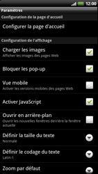 HTC Z710e Sensation - Internet - configuration manuelle - Étape 16