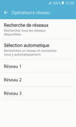 Samsung G389 Galaxy Xcover 3 VE - Réseau - Sélection manuelle du réseau - Étape 8