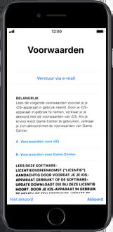 Apple iPhone 8 Plus (Model A1897) - Instellingen aanpassen - Activeer het toestel en herstel jouw iCloud-data - Stap 21