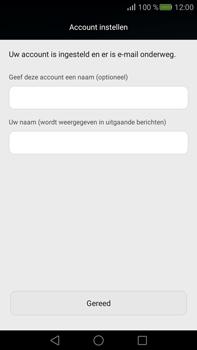Huawei Mate S - E-mail - Handmatig Instellen - Stap 9
