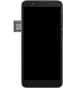 Alcatel 1X - Premiers pas - Insérer la carte SIM - Étape 3