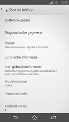 Sony Xperia Z3 Compact - software - update installeren zonder pc - stap 5
