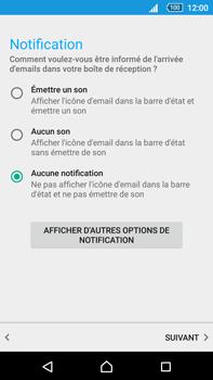 Sony Xperia Z5 Premium (E6853) - E-mail - Configuration manuelle (yahoo) - Étape 11