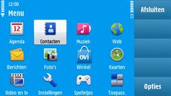 Nokia N97 - contacten, foto