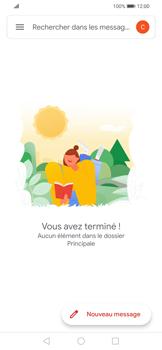 Huawei P Smart 2020 - E-mails - Ajouter ou modifier votre compte Gmail - Étape 6