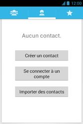 Bouygues Telecom Bs 351 - Contact, Appels, SMS/MMS - Ajouter un contact - Étape 4