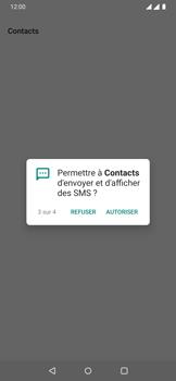 OnePlus 7 - Contact, Appels, SMS/MMS - Ajouter un contact - Étape 11