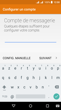 Acer Liquid Z630 - E-mail - Configuration manuelle (outlook) - Étape 6