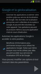 Samsung Galaxy Note 2 - Premiers pas - Créer un compte - Étape 26