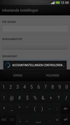 HTC Desire 601 - E-mail - e-mail instellen: POP3 - Stap 14