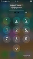Apple iPhone SE - iOS 11 - MMS - handmatig instellen - Stap 17