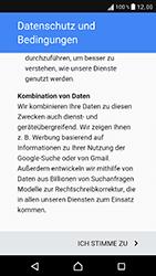 Sony Xperia XZ - Apps - Konto anlegen und einrichten - 16 / 22