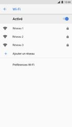 Nokia 8 - WiFi - Configuration du WiFi - Étape 7