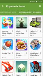 Samsung Galaxy S7 edge - Applicaties - Downloaden - Stap 13
