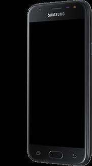 Samsung Galaxy J3 (2017) - Téléphone mobile - Comment effectuer une réinitialisation logicielle - Étape 2