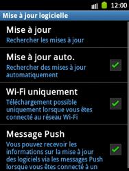 Samsung Galaxy Pocket - Logiciels - Installation de mises à jour - Étape 7