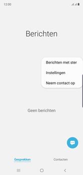 Samsung Galaxy Note 10 - sms - handmatig instellen - stap 5