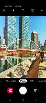 Samsung Galaxy A80 - Photos, vidéos, musique - Prendre une photo - Étape 5