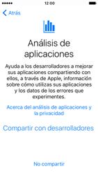 Apple iPhone SE iOS 10 - Primeros pasos - Activar el equipo - Paso 21