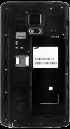 Samsung Galaxy Note Edge - SIM-Karte - Einlegen - 0 / 0