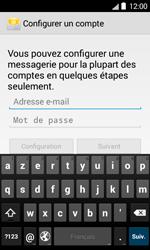 Bouygues Telecom Bs 403 - E-mails - Ajouter ou modifier un compte e-mail - Étape 5