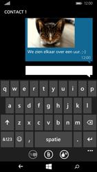 Microsoft Lumia 640 - MMS - afbeeldingen verzenden - Stap 14