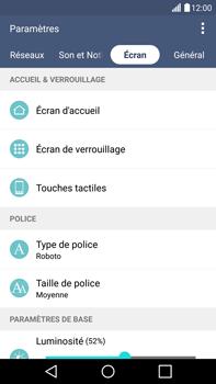 LG G4 - Sécuriser votre mobile - Activer le code de verrouillage - Étape 5