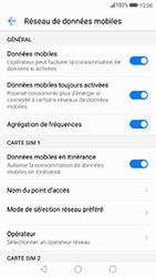 Huawei P10 Lite - Aller plus loin - Désactiver les données à l'étranger - Étape 5