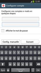 Samsung Galaxy S 4 Active - E-mail - configuration manuelle - Étape 6
