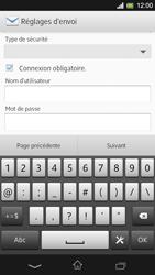 Sony Xpéria SP - E-mails - Ajouter ou modifier un compte e-mail - Étape 15