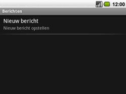 Acer BeTouch E130 - MMS - hoe te versturen - Stap 3
