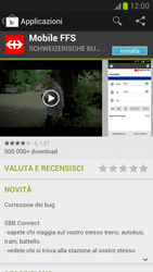 Samsung Galaxy Note II - Applicazioni - Installazione delle applicazioni - Fase 22