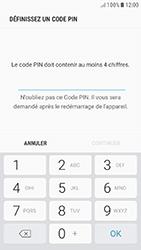 Samsung Galaxy J5 (2017) - Sécuriser votre mobile - Activer le code de verrouillage - Étape 7
