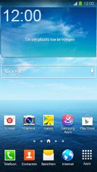 Samsung I9205 Galaxy Mega 6-3 LTE - MMS - automatisch instellen - Stap 1