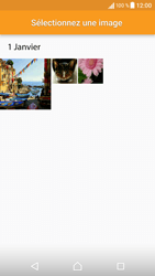 Sony Sony Xperia E5 (F3313) - MMS - Envoi d