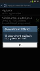 Samsung SM-G3815 Galaxy Express 2 - Software - Installazione degli aggiornamenti software - Fase 10
