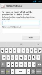 Huawei Ascend G526 - E-Mail - Konto einrichten - Schritt 18