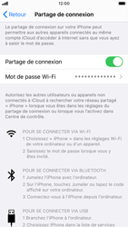 Apple iPhone 8 - iOS 13 - Internet - Configurer un point d'accès mobile - Étape 8