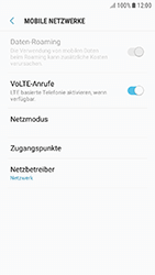 Samsung Galaxy J3 (2017) - Internet und Datenroaming - Manuelle Konfiguration - Schritt 8
