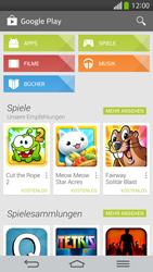 LG G Flex - Apps - Konto anlegen und einrichten - 25 / 26