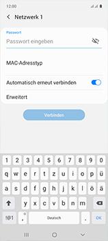 Samsung Galaxy A51 - WiFi - WiFi-Konfiguration - Schritt 8