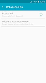 Samsung Galaxy A8 - Rete - Selezione manuale della rete - Fase 7
