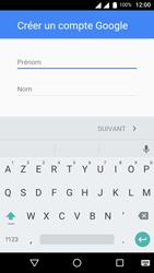 Wiko U-Feel Lite - Applications - Créer un compte - Étape 5