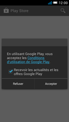Alcatel One Touch Idol Mini - Applications - Installation d